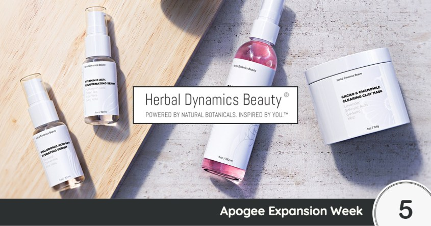 Join Herbal Dynamics Beauty | Affiliate Management by Apogee