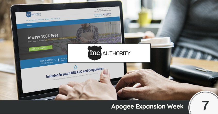 Join Inc Authority | Affiliate Management by Apogee
