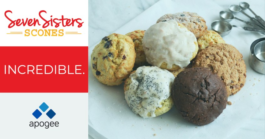 Join Seven Sisters Scones | Affiliate Program Managed by Apogee