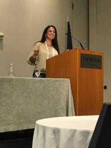 Lynsey Jones Kmetz - Speaking