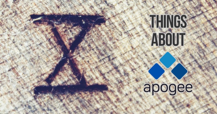 Ten Things About Apogee - Affiliate Program Management Agency
