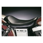 LePera, Silhouette solo seat. Smooth   91-95 Dyna FXD, FXDLR Convertible (NU)