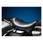 LePera, Silhouette solo seat. Smooth | 97-01 FLHR Road King (NU)