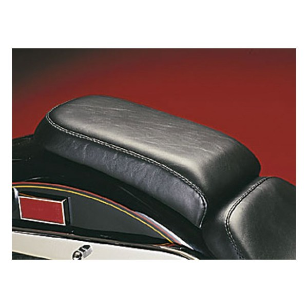 LePera, Bare Bones passenger seat. Smooth   00-07 Softail with up to 150mm tire, frame mounted (excl. FXSTD Deuce)