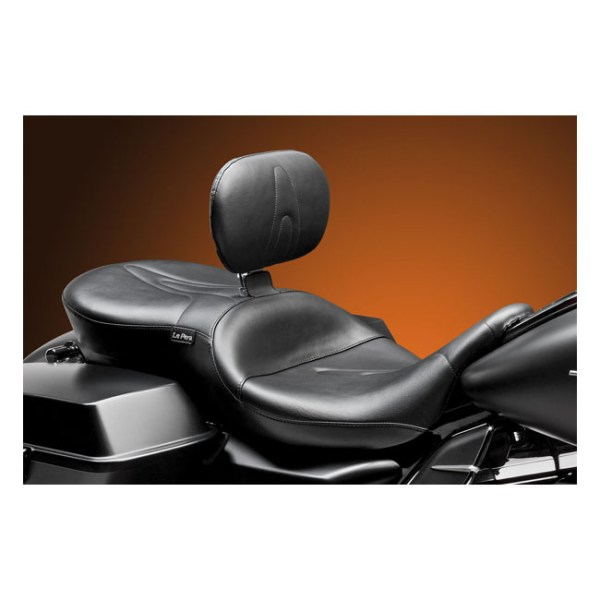 LePera, RT66 2-up seat. With rider backrest | 08-20 Touring