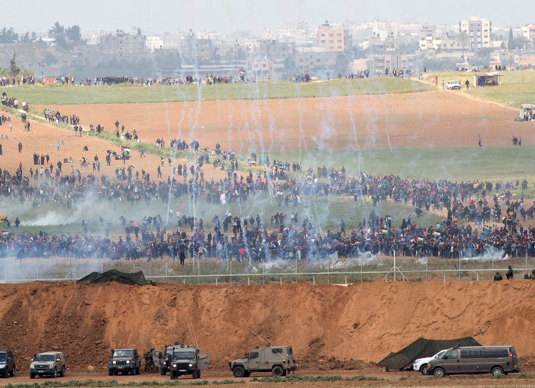 Israel en de vernederende Gaza-moorden…
