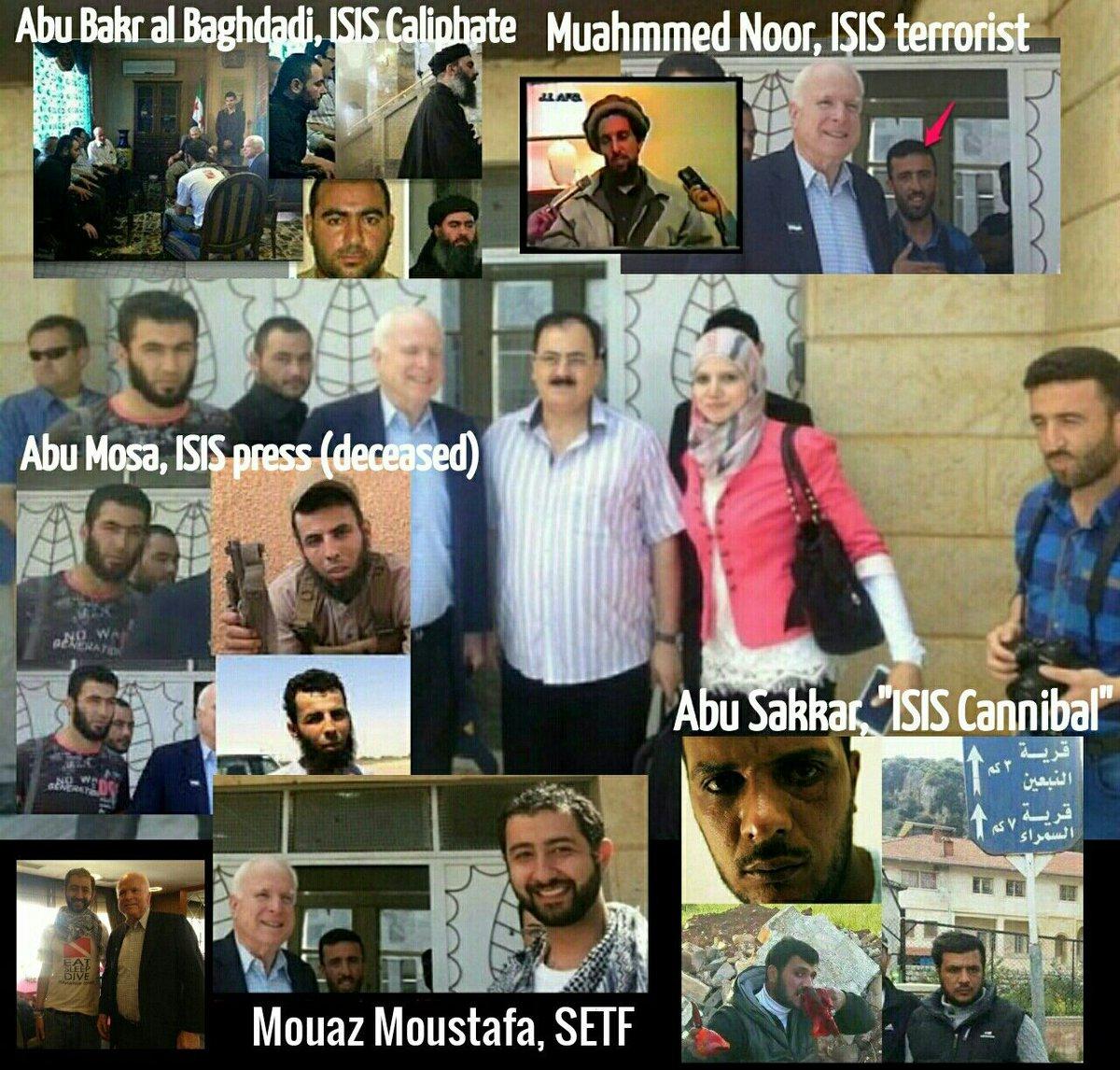 Syrië: het rookgordijn trekt op en het westen staat in haar hemd