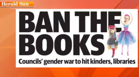 """It's Ridiculous"" – Parents Furious As Australia Seeks To Ban Use Of ""Boy"" Or ""Girl"" In Books"