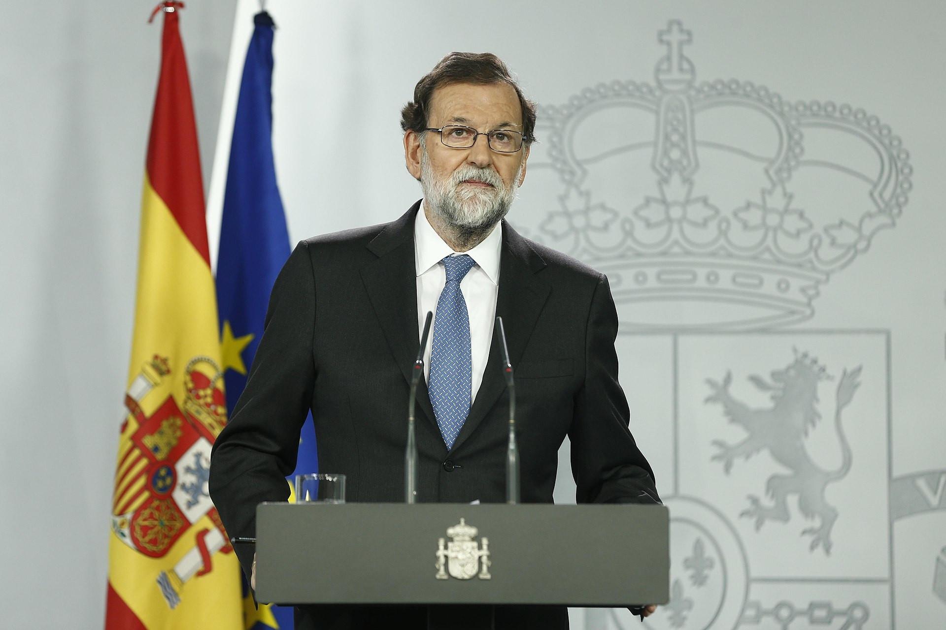 """""""Stiller Staatsstreich in Spanien"""""""