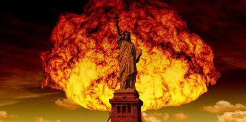 Die Atombombe als Lebens- und Todesversicherung