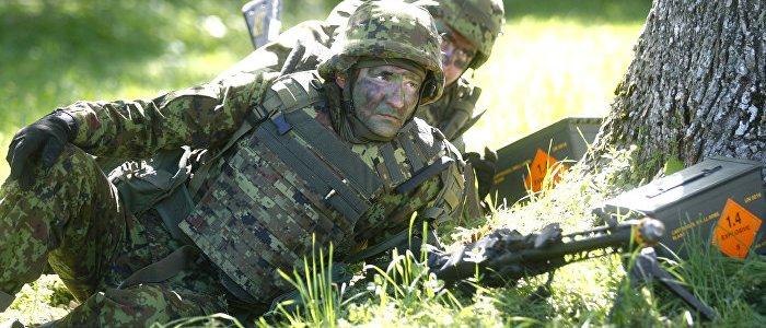Achillesferse im Visier: Nato schießt unweit von Kaliningrad