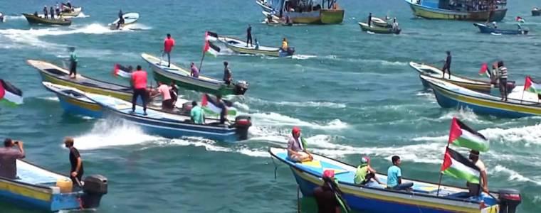 Brede oproep stop blokkade van Gaza