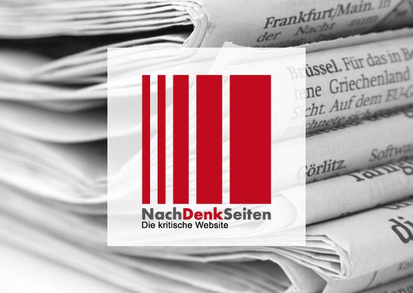 """""""Ihren konkreten Arbeits- und Lebensbedingungen, ihren Sorgen und Nöten, wird keine Beachtung geschenkt"""" – www.NachDenkSeiten.de"""