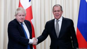 Panic of Boris Johnson in Moscow – Agony of Rotting Empire
