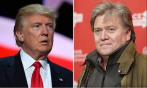 """The Donald Trump – Steve Bannon Feud. """"Fire and Fury Inside the Trump White House"""""""