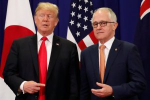 Australia's Hard Choice Between China And US