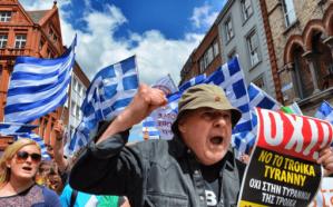 EU Imposes Anti-Union Law on Greece
