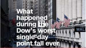 The good and the ugly interpretations of the recent stock exchange route in less than four minutes (audio)