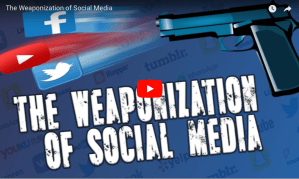 WATCH: The Weaponization of Social Media