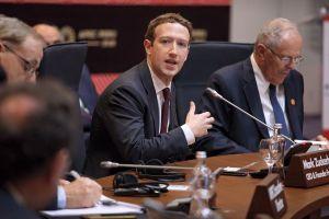 "Facebook Gave Money To 85% Of House Committee ""Questioning"" Zuckerberg Next Week"