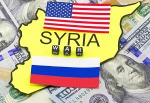 The air strikes in Syria: an evolving narrative