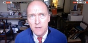 Watch: Former Head Of British Armed Forces In Iraq Tells Truth About Syria, Is Cut Off By Sky News