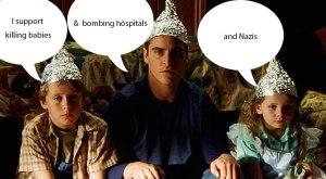 The League of Assad-Loving Conspiracy Theorists