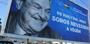 Hungarian Prime Minister Accuses George Soros Of Spreading Anti-Semitism Across Europe