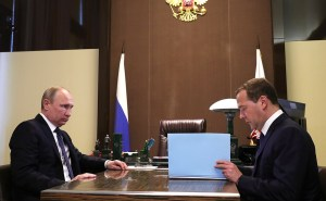 Russia's new government: here's why Putin chose to stick with his team