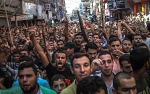Jeruzalem, begin van big bang | Uitpers