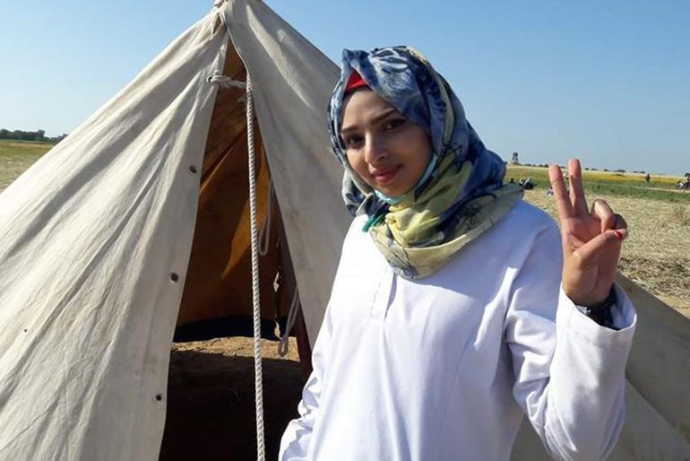 Israëlische militairen schieten medisch hulpverleenster dood – The Rights Forum