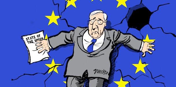 """Juncker Lies Again? """"EU Won't Meddle In Italy's Affairs"""""""