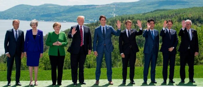 The G7 Summit Highlights Western Leaders' Hypocrisy