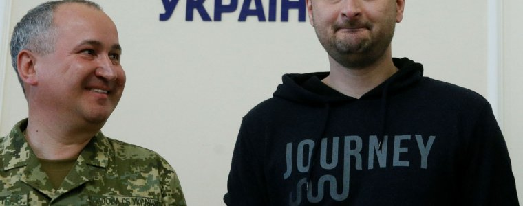 The Babchenko False Flag Exposed The Deep State-Journalist Nexus