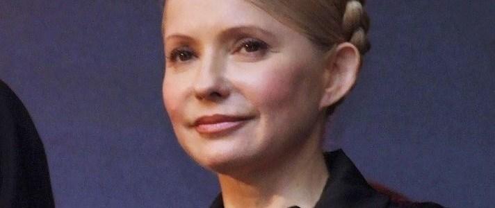 Brekend nieuws: Timosjenko doet aan presidentsverkiezingen mee