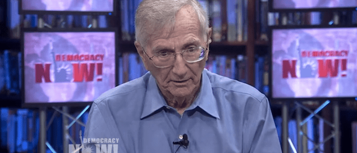Seymour Hersh on Torture at Abu Ghraib and Secret US Assassination Programs