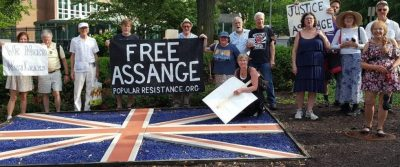 Assange Is a Journalist, Should Not be Persecuted for Publishing the Truth | Global Research – Centre for Research on Globalization