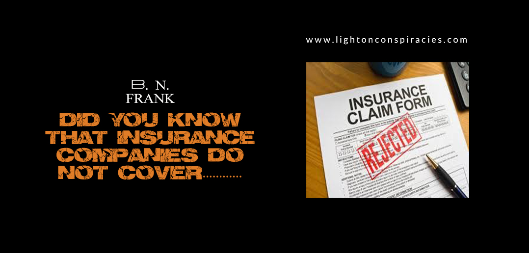 Did You Know That Insurance Companies Are Not Covering Cell Phone And WIFI Radiation Exposure Health Issues? How Lloyd's of London And Others Figure In. | Light On Conspiracies – Revealing the Agenda