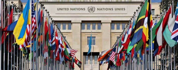 Die Zerstörung des Völkerrechts