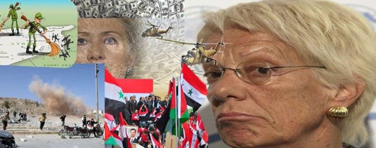 Het Syrische eindspel, de westerse MSM en haar politieke handlangers verliezen het spel! De cirkel is rond in Dara'a! – FREESURIYAH