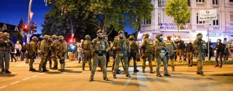 Die Blaupause für den Polizeistaat