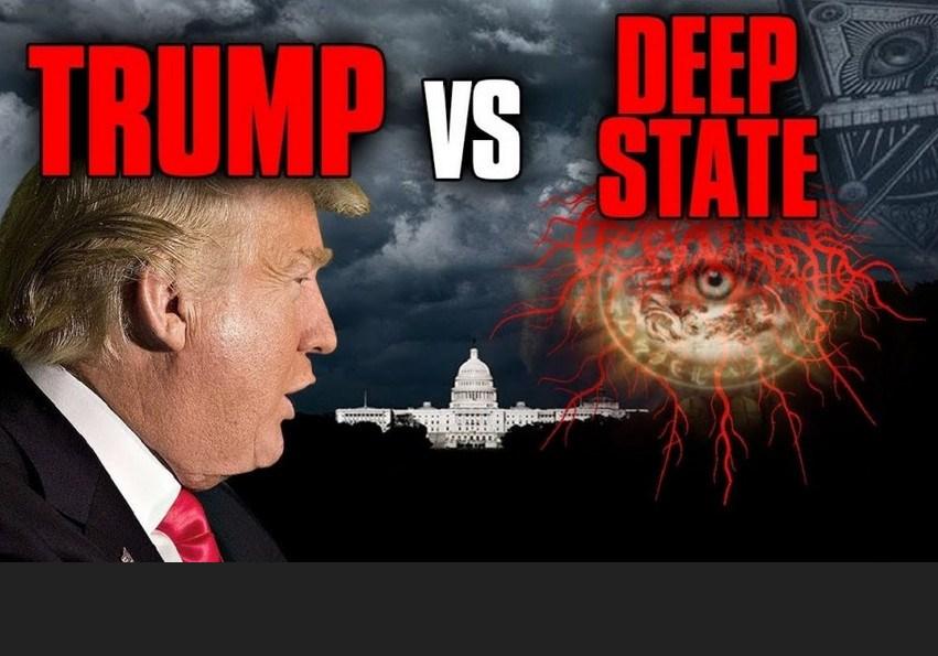 Wat écht achter de schermen gebeurt ..? En wie is Trump?