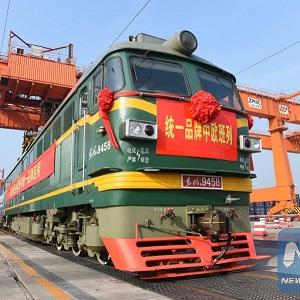 België ontvangt eerste goederentrein uit China – Marketupdate