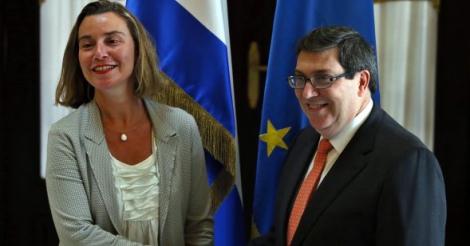 Samenwerking EU en Cuba gaat in tegen beleid VS