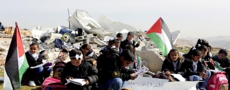 Israël sloopt opnieuw een door de EU gefinancierde school – The Rights Forum