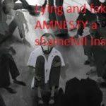 """Amnesty International geeft toe dat het Syrische rapport """"Saydnaya"""" gemaakt is in de UK en daarom """"FAKE""""! – FREESURIYAH"""