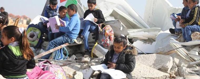 CDA stelt Kamervragen over Israëlische sloop van Palestijnse school – The Rights Forum