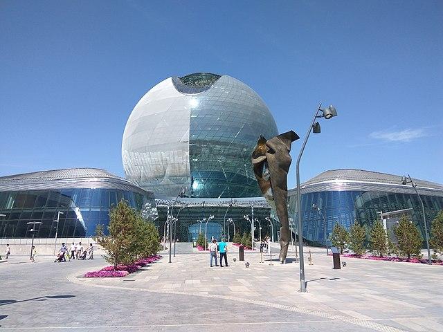Astana wil Euraziatisch financieel centrum worden