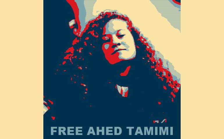 Ahed al-Tamimi veroordeeld tot acht maanden gevangenis – The Rights Forum