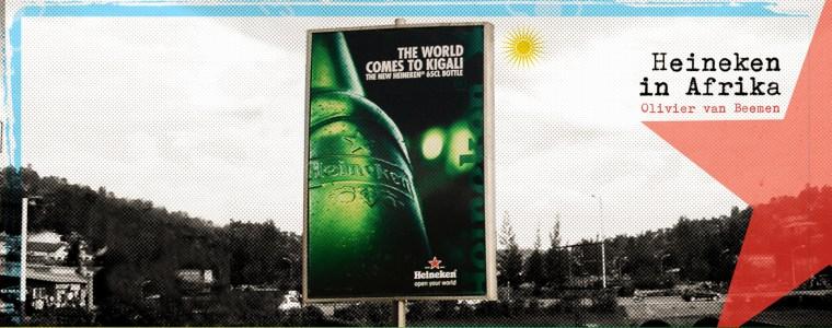 Bier van Heineken was smeerolie van de genocide in Rwanda